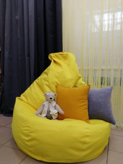 Кресло груша Ижевск Желтое