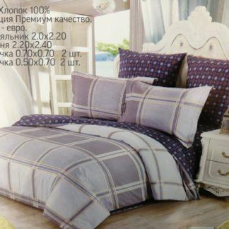 Комплект постельного белья (ЕВРО PREMIUM1)