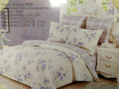 Комплект постельного белья (ЕВРО PREMIUM2)