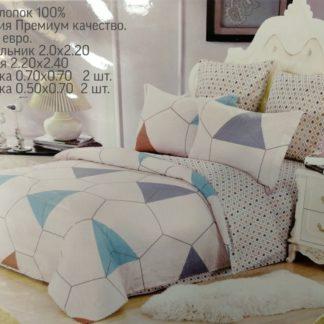 Комплект постельного белья (ЕВРО PREMIUM5)
