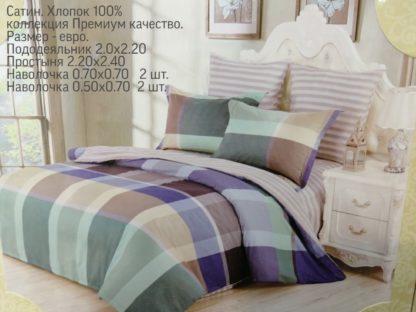 Комплект постельного белья (ЕВРО PREMIUM6)